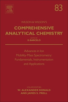 Cover of the book Ion Mobility Spectrometry