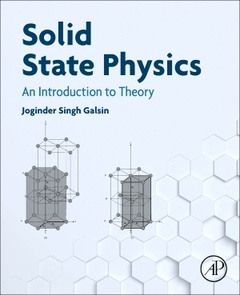 Couverture de l'ouvrage Solid State Physics