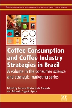 Couverture de l'ouvrage Coffee Consumption and Coffee Industry Strategies in Brazil