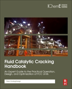 Cover of the book Fluid Catalytic Cracking Handbook