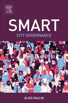 Cover of the book Smart City Governance