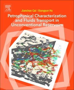 Couverture de l'ouvrage Petrophysical Characterization and Fluids Transport in Unconventional Reservoirs