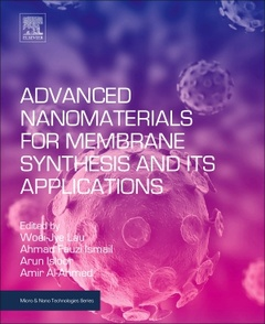 Cover of the book Advanced Nanomaterials for Membrane Synthesis and Its Applications