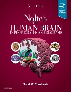 Cover of the book Nolte's The Human Brain in Photographs and Diagrams