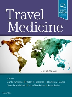 Cover of the book Travel Medicine