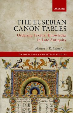 Cover of the book The Eusebian Canon Tables