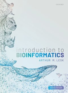 Cover of the book Introduction to Bioinformatics