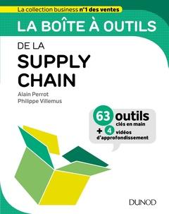 Couverture de l'ouvrage La boîte à outils de la Supply Chain