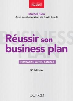 Couverture de l'ouvrage Réussir son business plan
