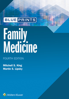 Cover of the book Blueprints Family Medicine