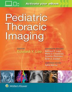 Couverture de l'ouvrage Pediatric Thoracic Imaging