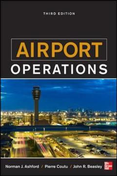 Couverture de l'ouvrage Airport Operations 3rd Ed