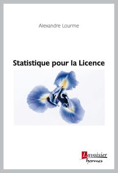 Couverture de l'ouvrage Statistique pour la Licence