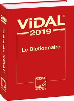 Couverture de l'ouvrage Dictionnaire Vidal