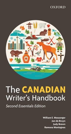 Cover of the book The Canadian Writer's Handbook