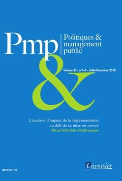 Couverture de l'ouvrage L'analyse d'impact de la réglementation au défi de sa mise en œuvre