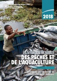 Couverture de l'ouvrage La situation mondiale des pêches et de l'aquaculture 2018