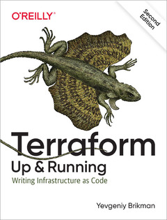 Cover of the book Terraform: Up & Running