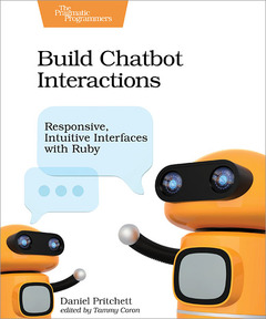 Cover of the book Build Chatbot Interactions