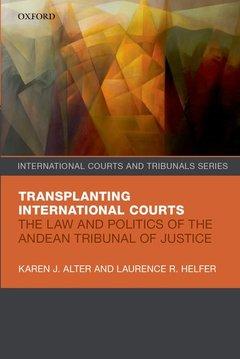Couverture de l'ouvrage Transplanting International Courts