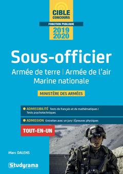 Couverture sous-officier Armée Française