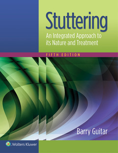 Cover of the book Stuttering