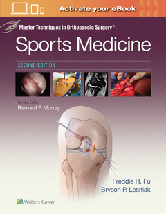 Cover of the book Master Techniques in Orthopaedic Surgery