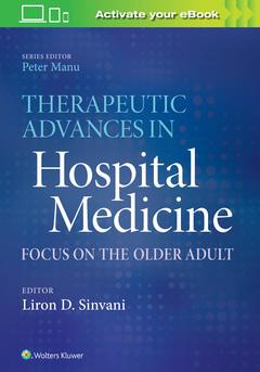 Cover of the book Therapeutic Advances in Hospital Medicine
