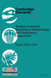 Cover of the book Student-Centered Teaching in Paleontology and Geoscience Classrooms