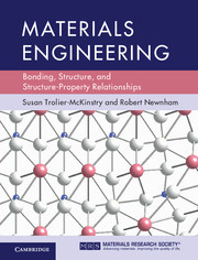 Cover of the book Materials Engineering