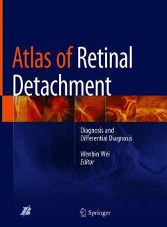 Couverture de l'ouvrage Atlas of Retinal Detachment