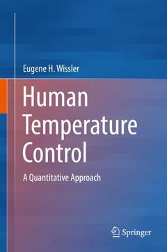 Cover of the book Human Temperature Control