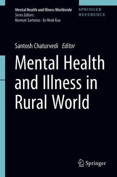 Couverture de l'ouvrage Mental Health and Illness in Rural World