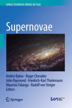 Cover of the book Supernovae