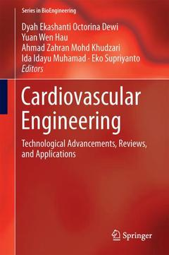 Couverture de l'ouvrage Cardiovascular Engineering
