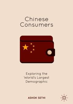 Couverture de l'ouvrage Chinese Consumers