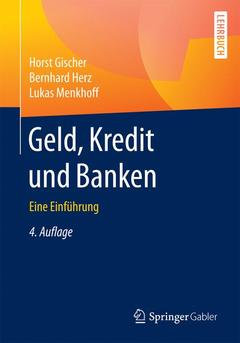 Cover of the book Geld, Kredit und Banken