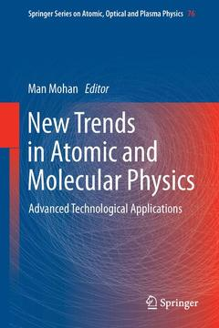 Couverture de l'ouvrage New Trends in Atomic and Molecular Physics