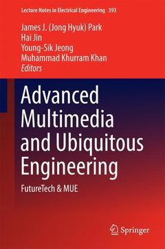 Couverture de l'ouvrage Advanced Multimedia and Ubiquitous Engineering