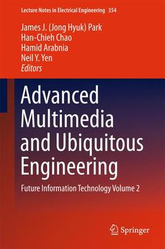 Couverture de l'ouvrage Advanced Multimedia and Ubiquitous Engineering