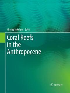 Cover of the book Coral Reefs in the Anthropocene