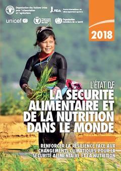Couverture de l'ouvrage L'État de la sécurité alimentaire et de la nutrition dans le monde 2018