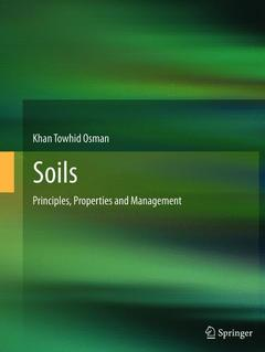 Cover of the book Soils
