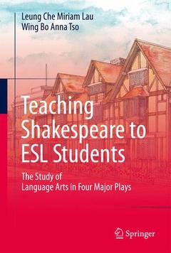 Cover of the book Teaching Shakespeare to ESL Students