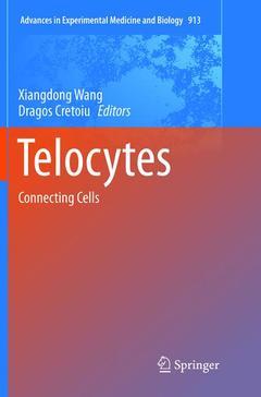 Couverture de l'ouvrage Telocytes