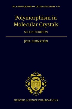 Cover of the book Polymorphism in Molecular Crystals 2e