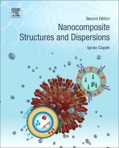 Cover of the book Nanocomposite Structures and Dispersions
