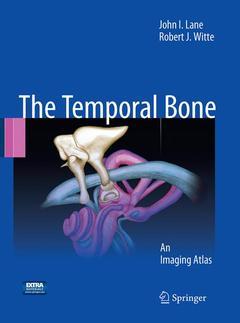Couverture de l'ouvrage Temporal bone: an imaging atlas