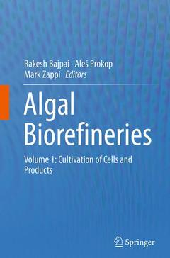 Cover of the book Algal Biorefineries