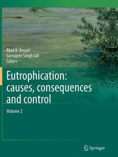 Cover of the book Eutrophication. Volume 2